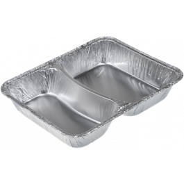 Aluminum Lunch Trays