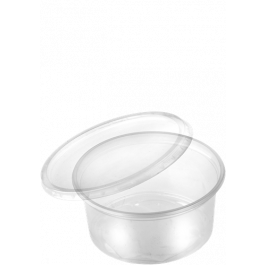 Sauce cups, with lid