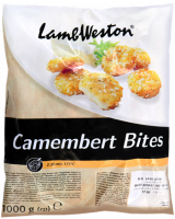 Lamb Weston Camembert bites